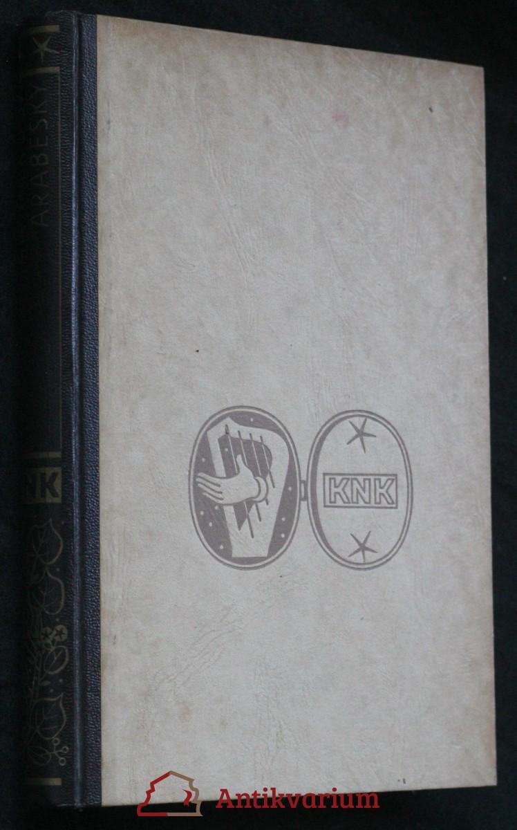 Arabesky : [jubilejní vydání 1891-1941]