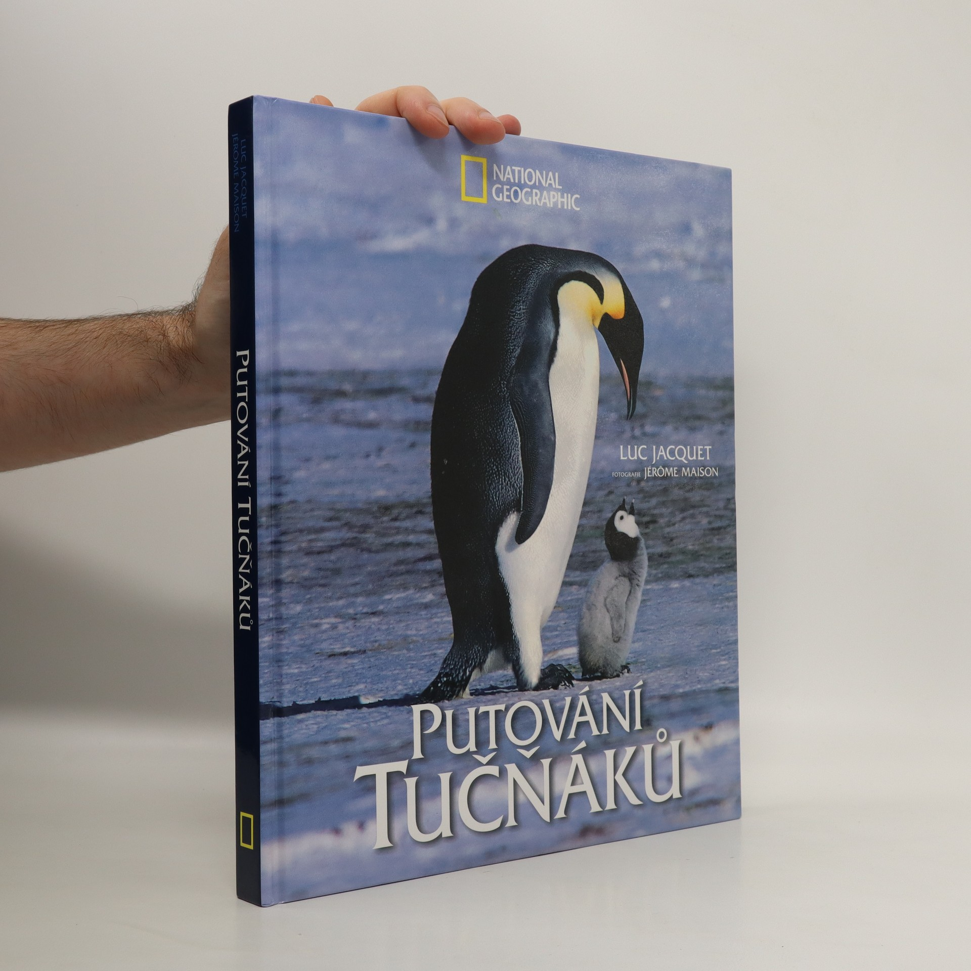 antikvární kniha Putování tučňáků, neuveden