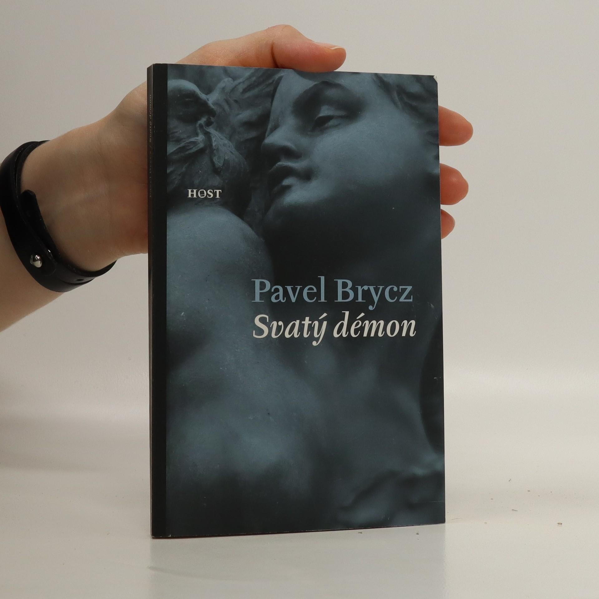 antikvární kniha Svatý démon, 2009