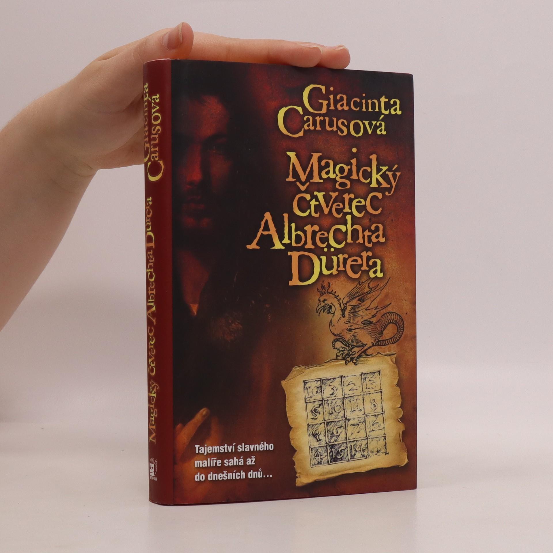 antikvární kniha Magický čtverec Albrechta Dürera, 2009