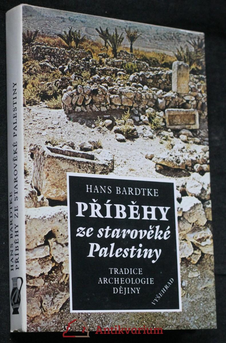 Příběhy ze starověké Palestiny : tradice, archeologie, dějiny