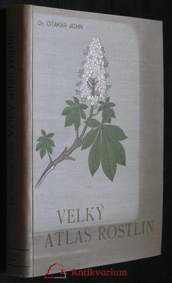 Velký atlas rostlin