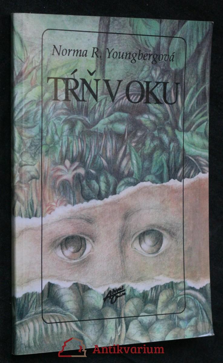 antikvární kniha Trň v oku, neuveden
