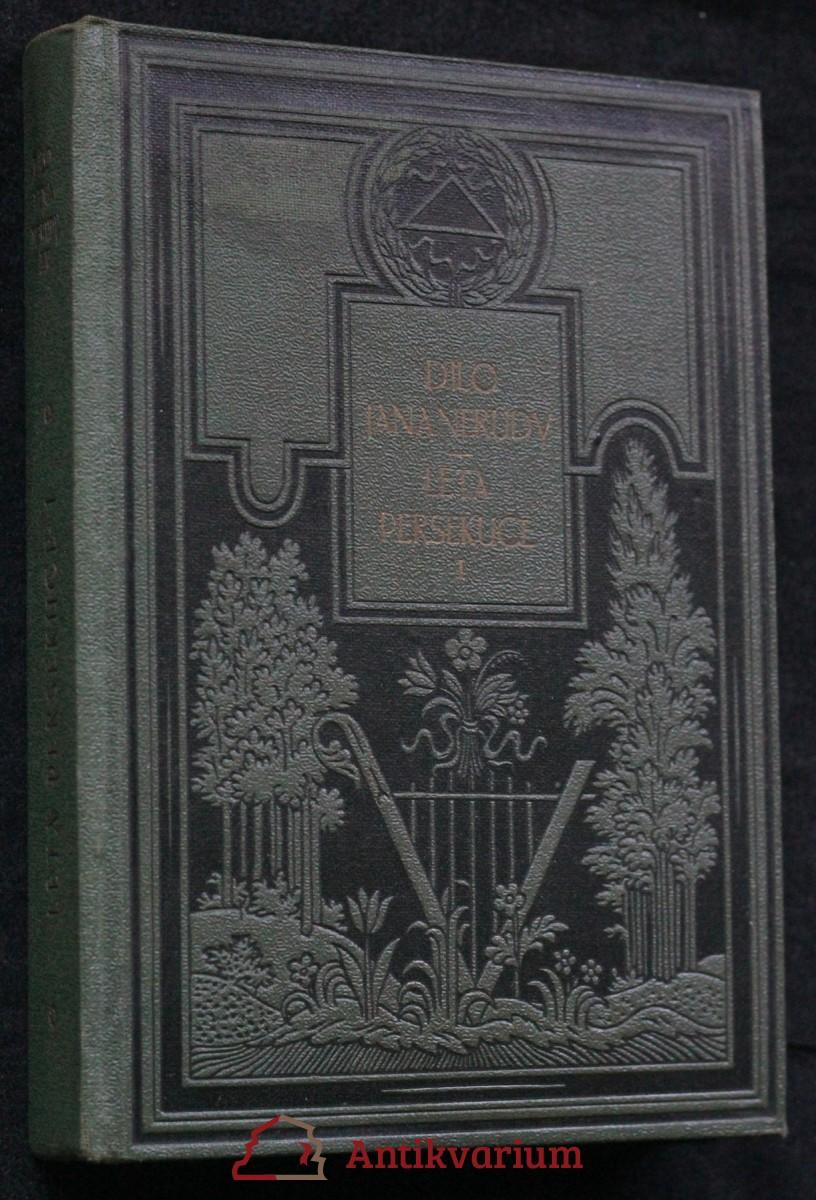 Léta persekuce. I, Kniha feuilletonů z r. 1867