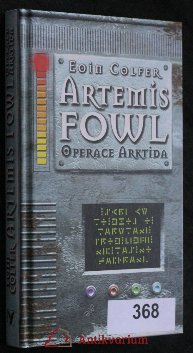 Artemis Fowl : operace Arktida