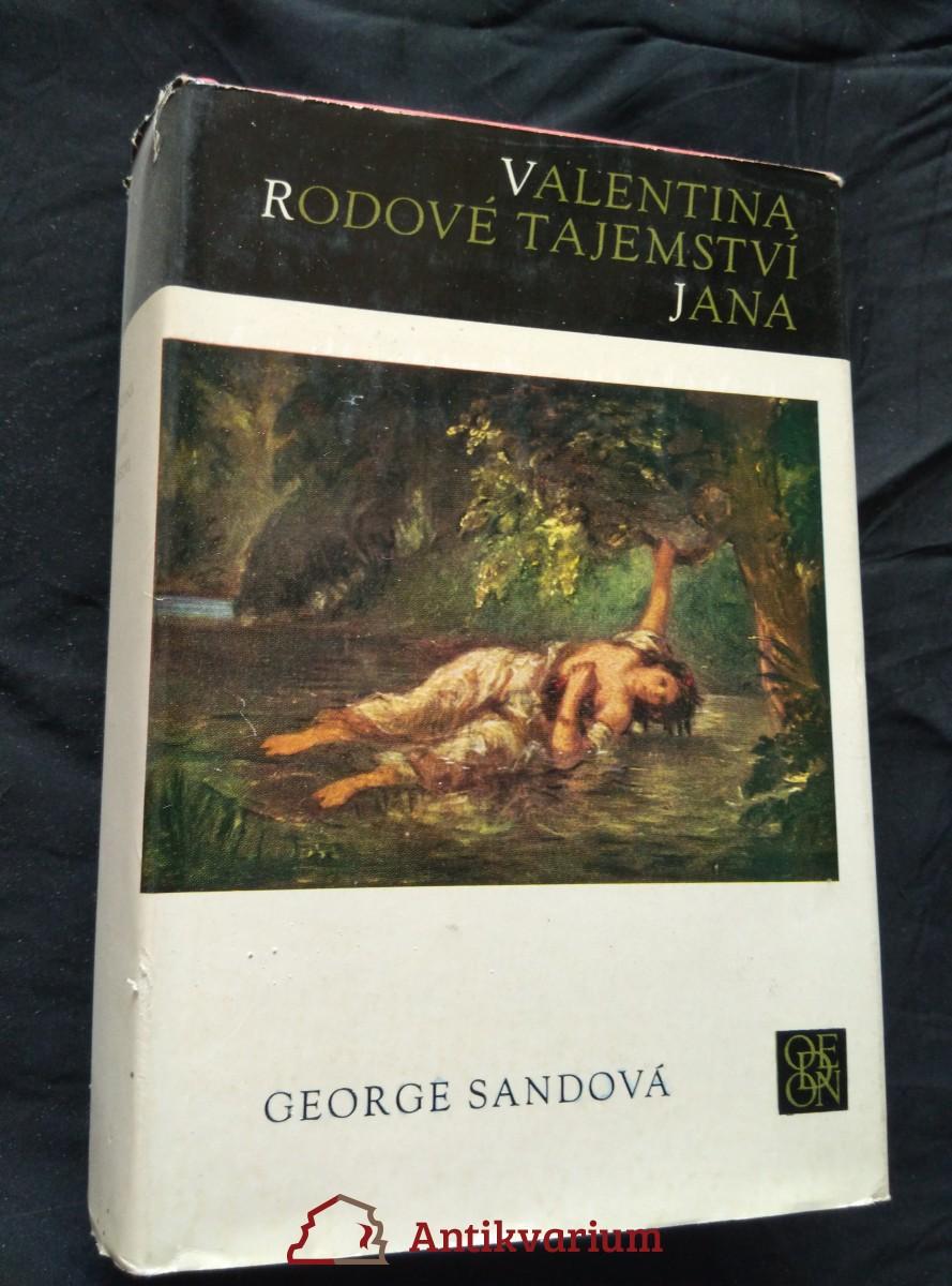 Valentina/ Rodové tajemství/ Jana (Ocpl., 736 s.)