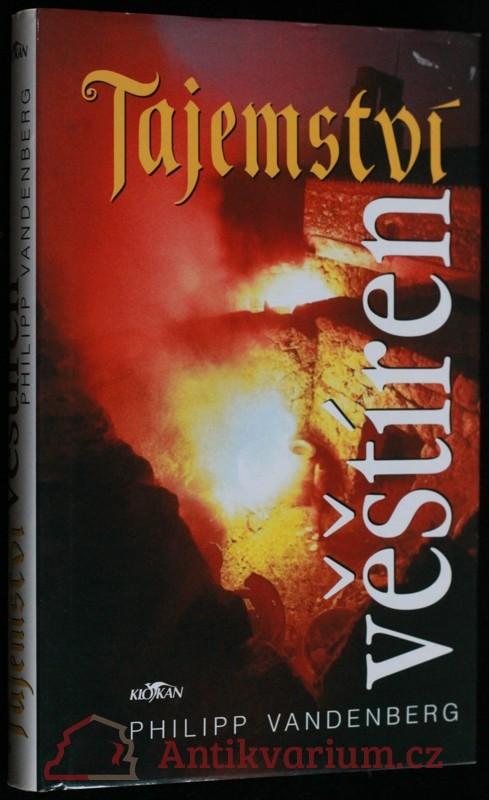 antikvární kniha Tajemství věštíren, 2002