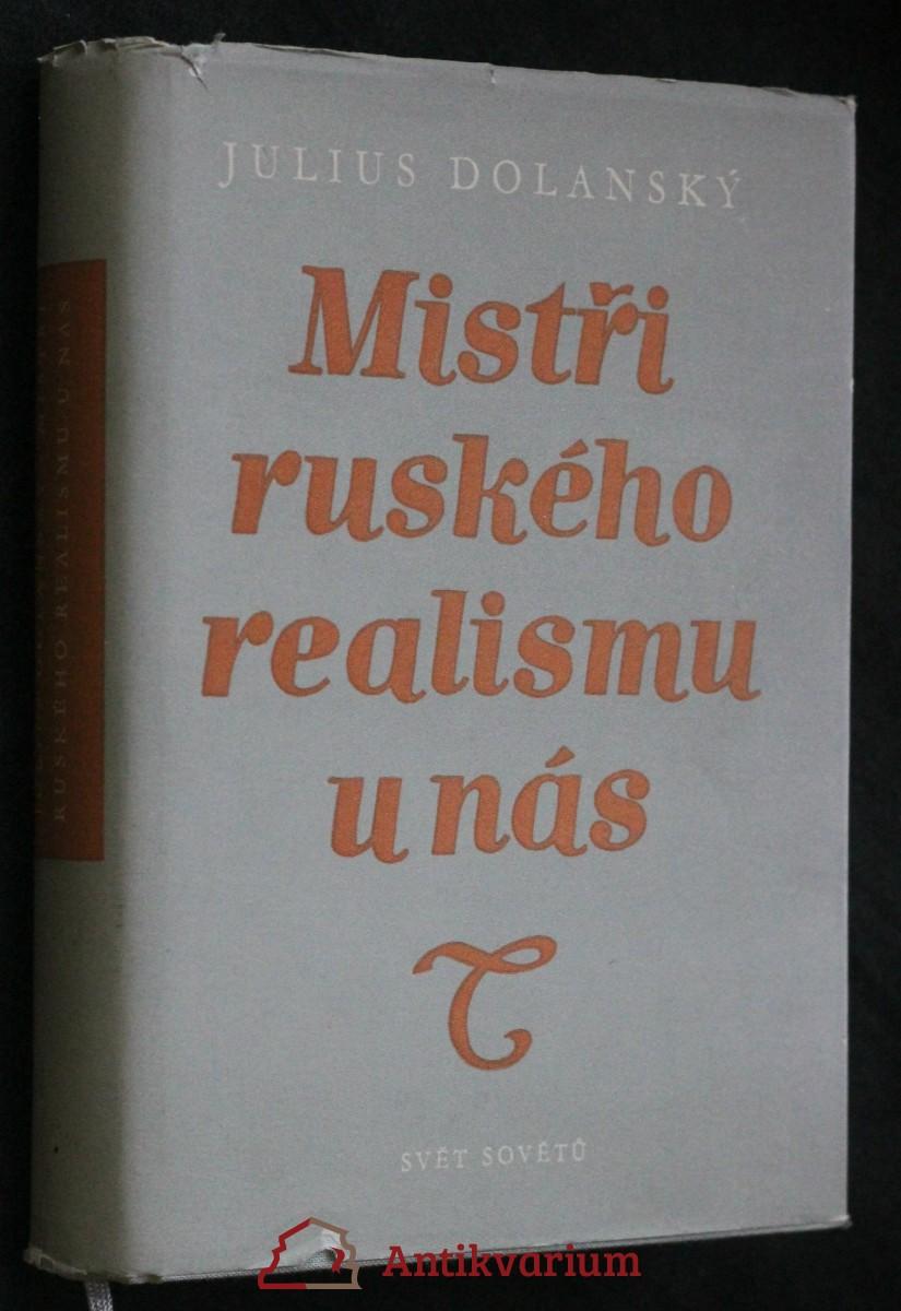 Mistři ruského realismu u nás