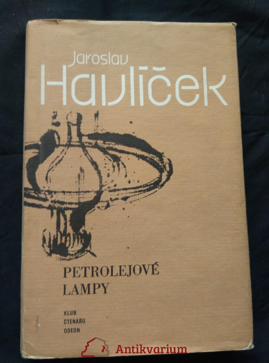 Petrolejové lampy (Ocpl, 332 s.)