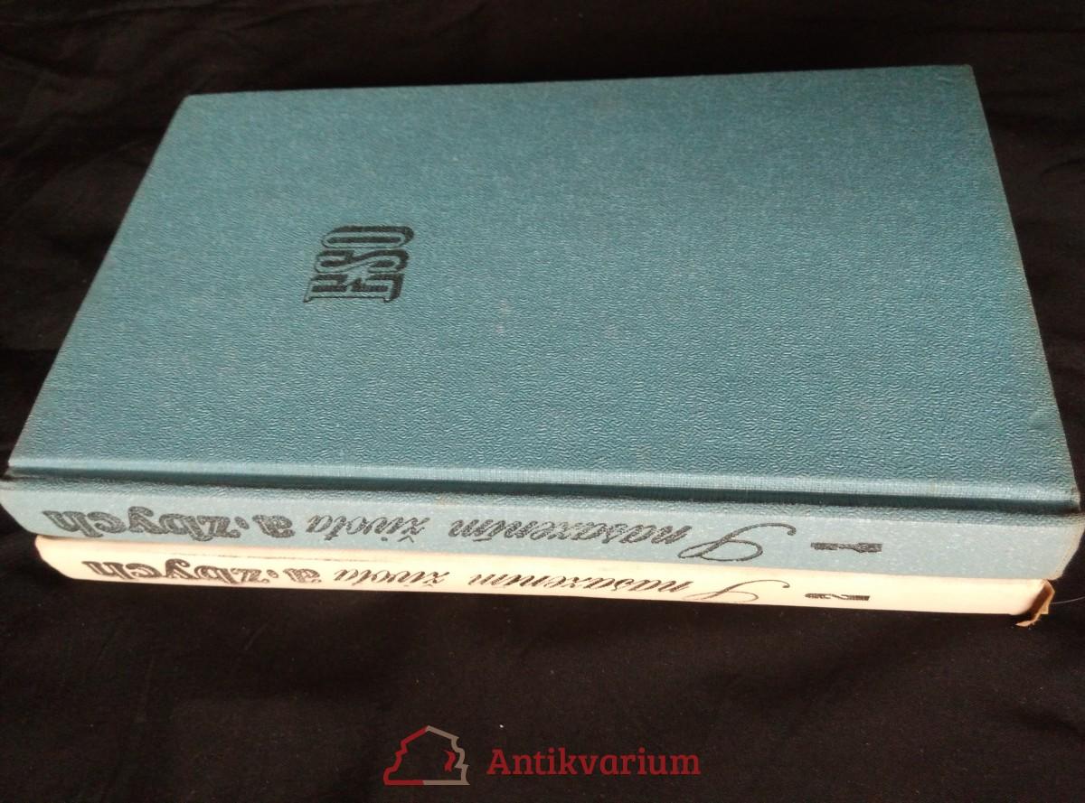 antikvární kniha S nasazením života I, II, 1972