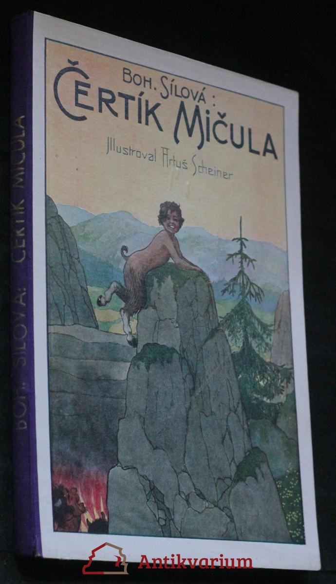 Čertík Mičula