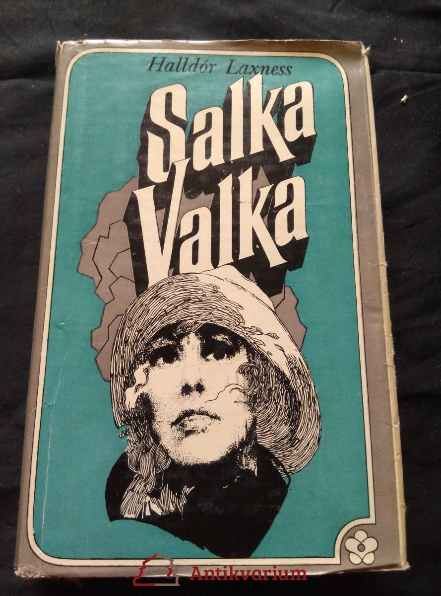 antikvární kniha Salka Valka, 1973
