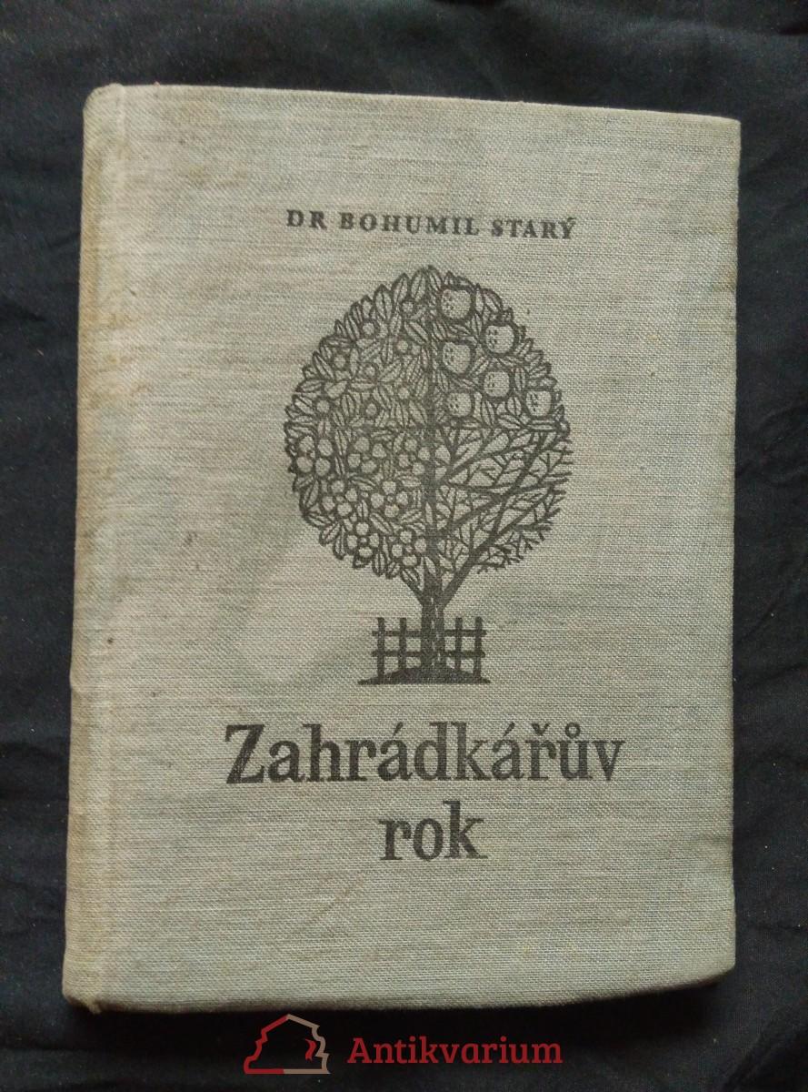 Zahrádkářův rok (Ocpl, 160 s., il.)