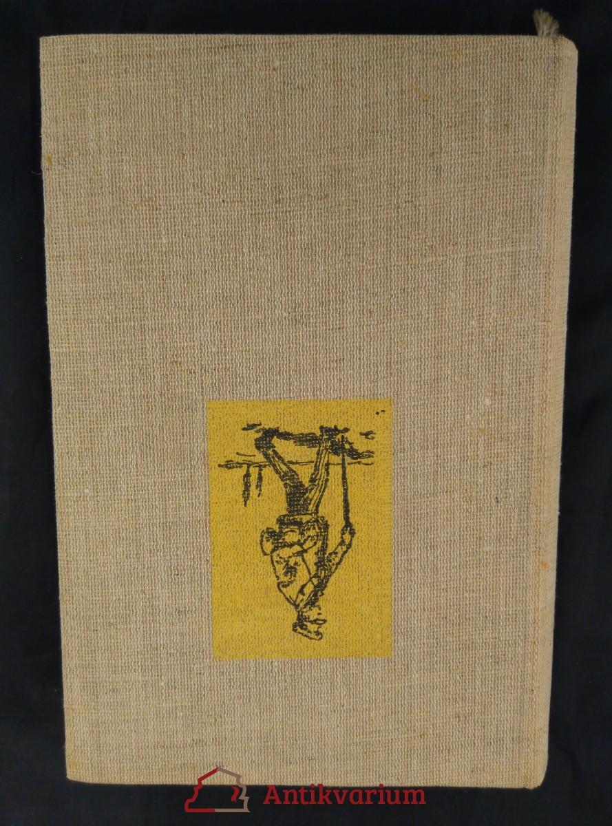 Pražské obrázky (A4, Ocpl, 456 s., il. K. Toman)
