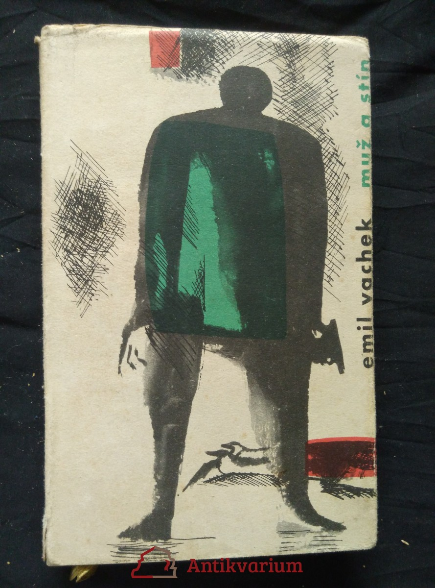 Muž a stín (Ocpl, 240 s.)