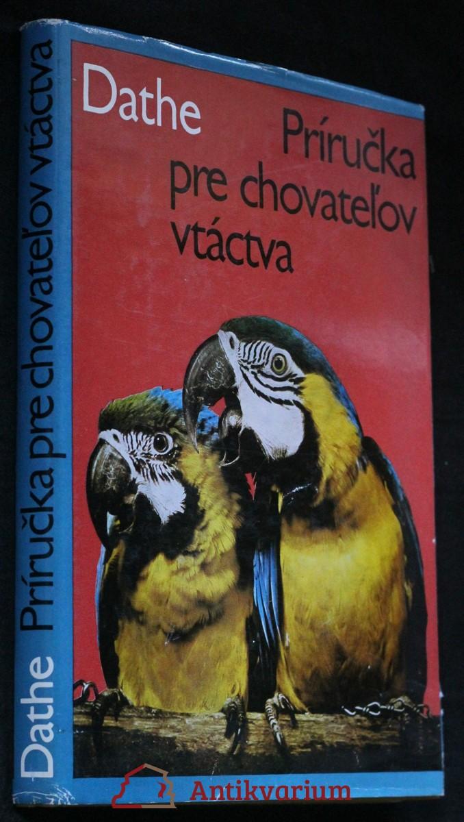Príručka pre chovateľov vtáctva. Všeobecné zásady chovu papagáje, holuby