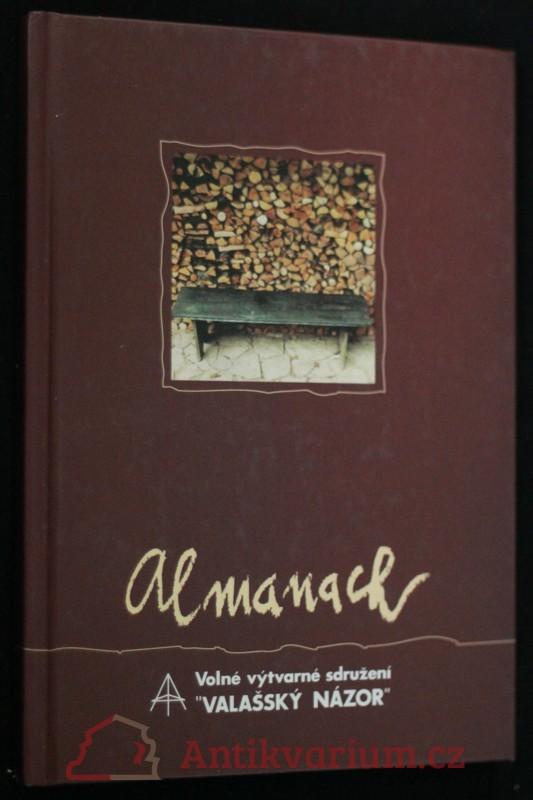antikvární kniha Almanach: Valašský názor, 2000