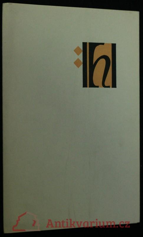 antikvární kniha Náš basař, 1968