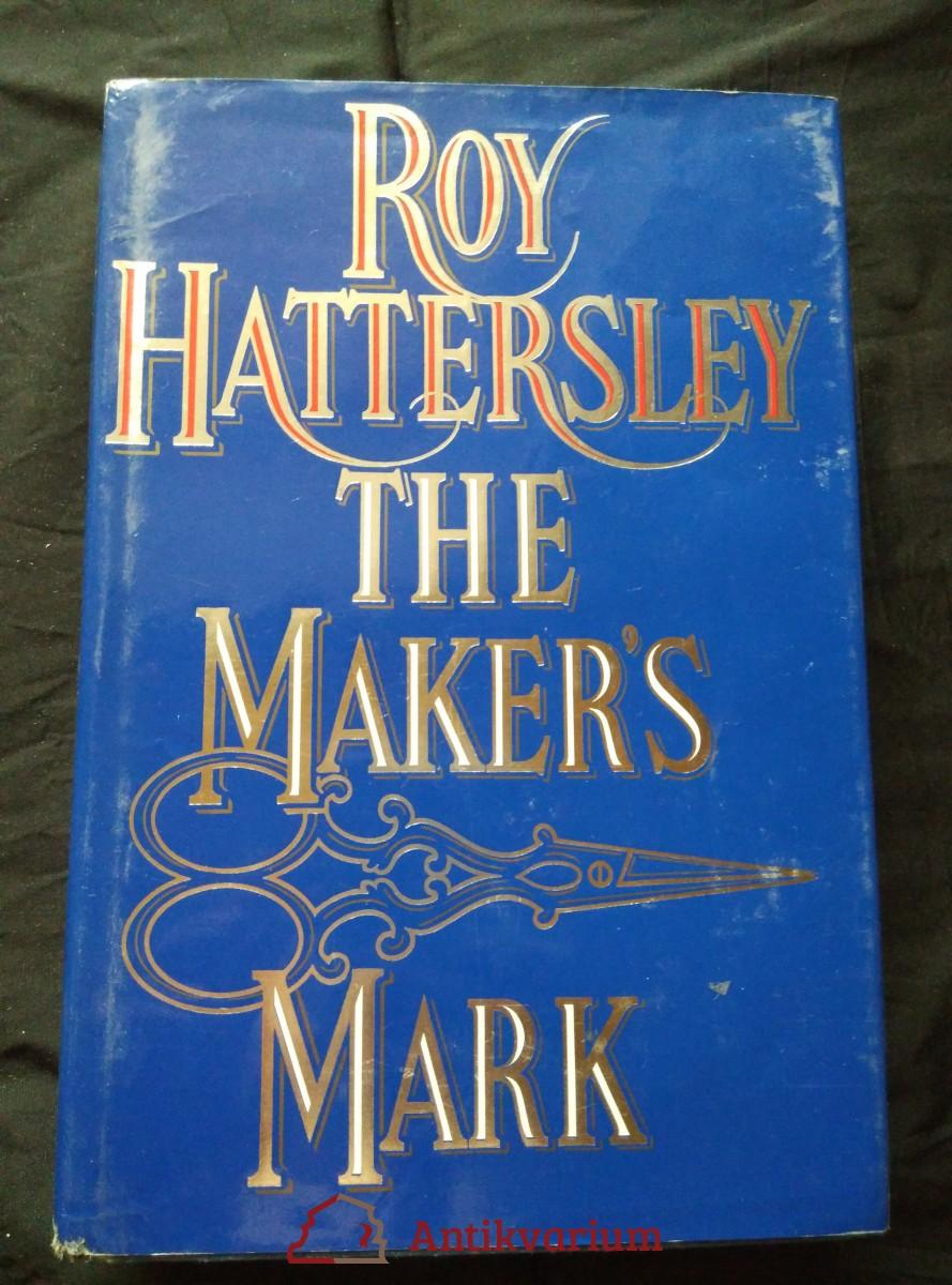 antikvární kniha The Maker´s Mark (A4, Ocpl, 560 s.), 1990