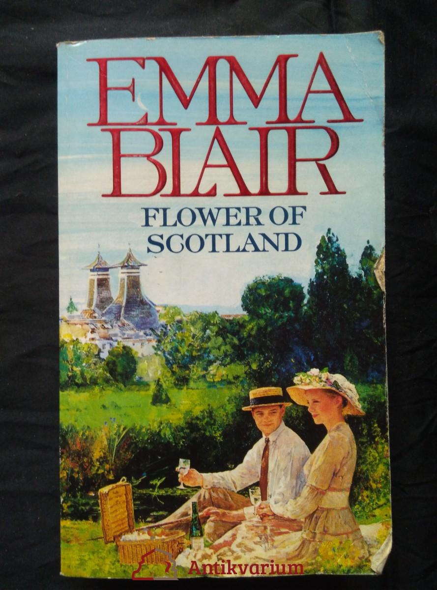 antikvární kniha Flower of Scotland (Obr, 572 s.), 1998