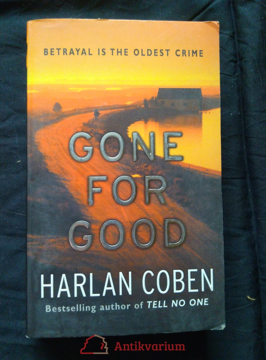 Gone for Good (Obr, 390 s.)