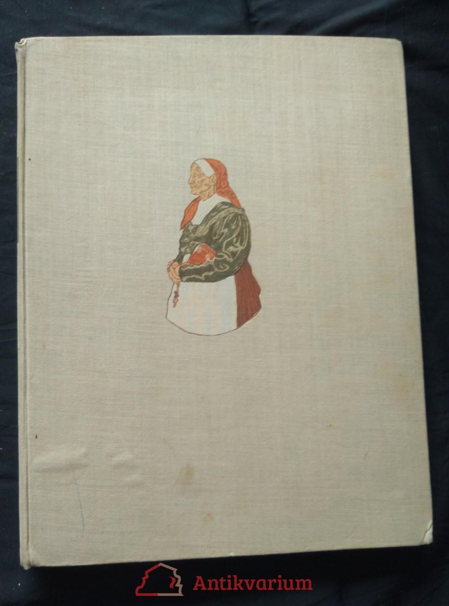 Babička - Obrazy venkovského života (A4, Ocpl, 220 s., il. A. Kašpar, bez přebalu)