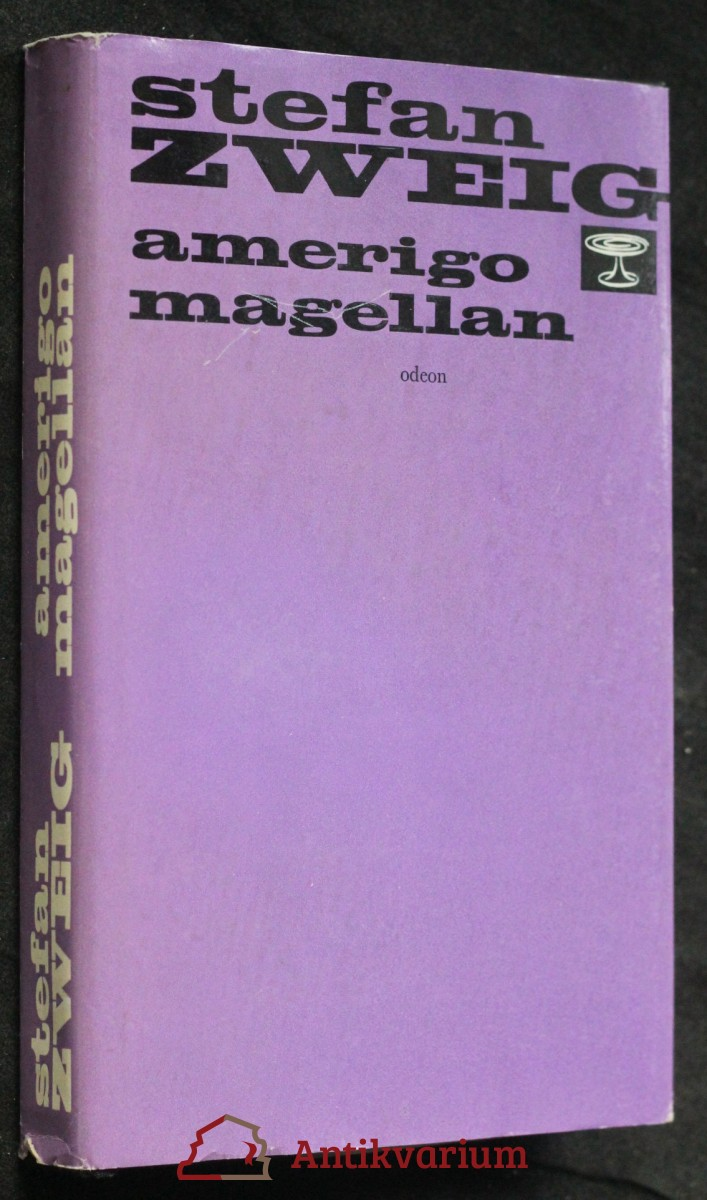 Amerigo ; Magellan