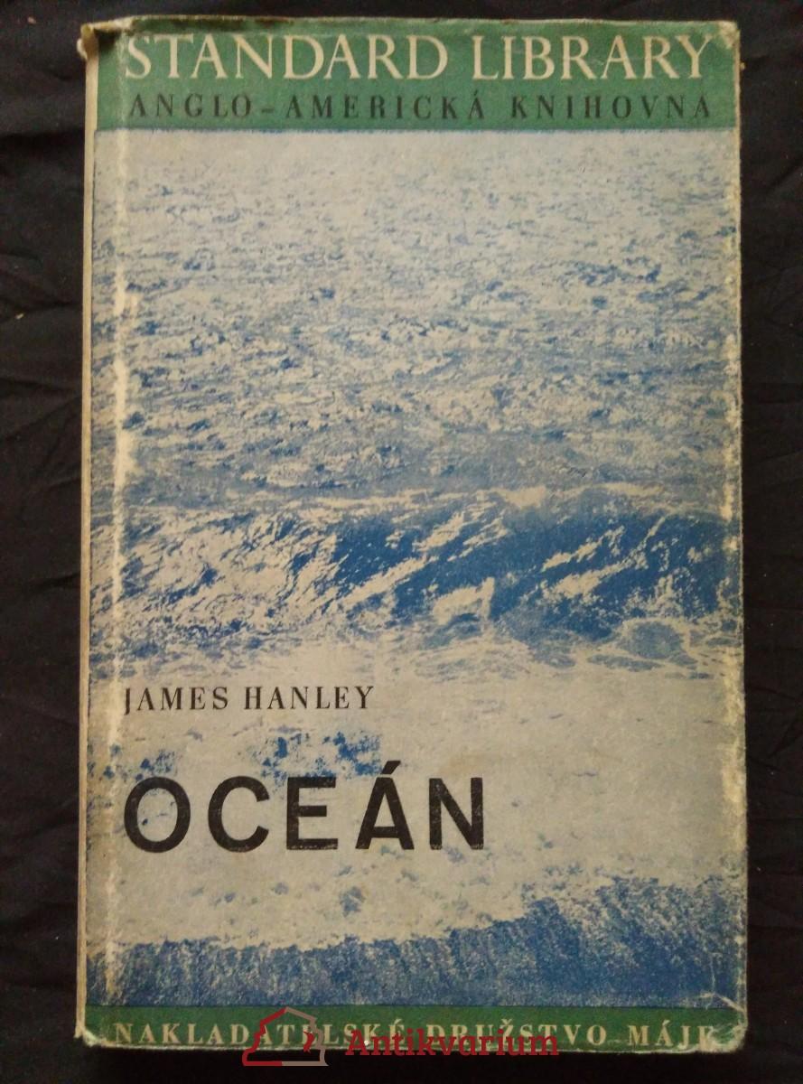 antikvární kniha Oceán, 1947
