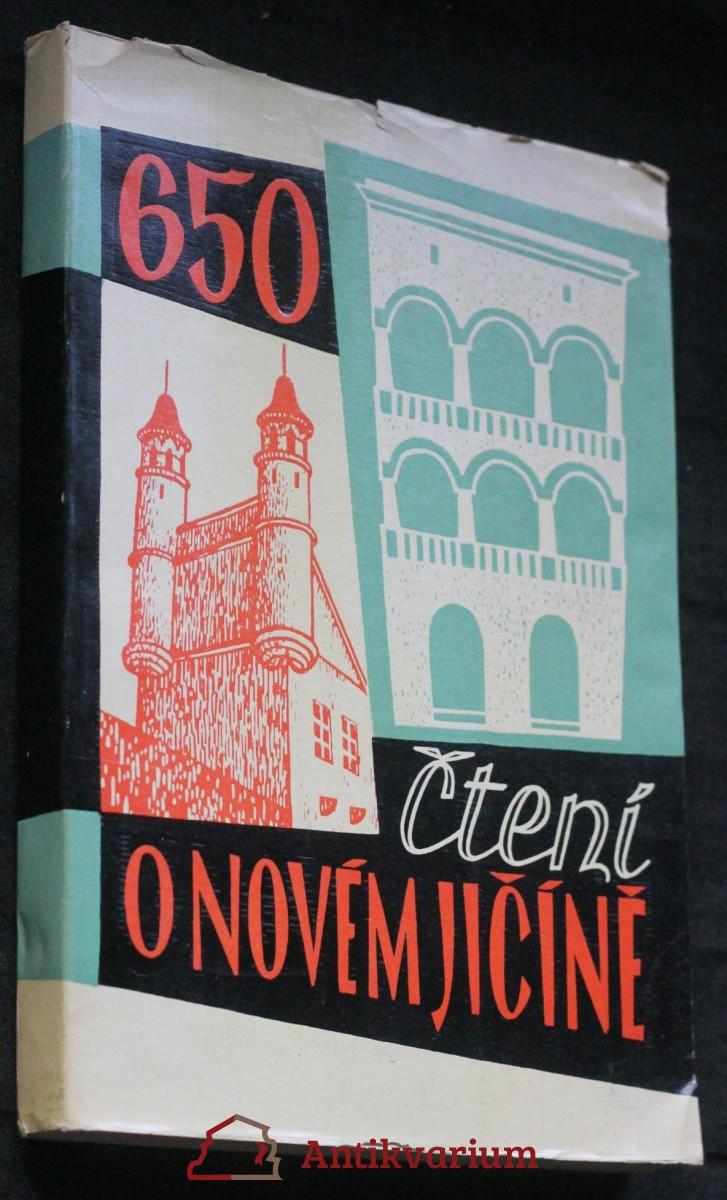Čtení o Novém Jičíně : k výročí 650 let města