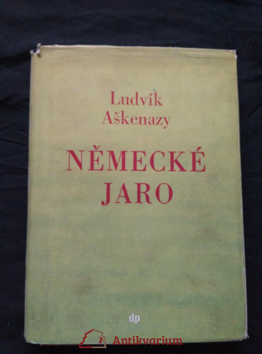 Německé jaro (Oppl, il. J. Kándl)