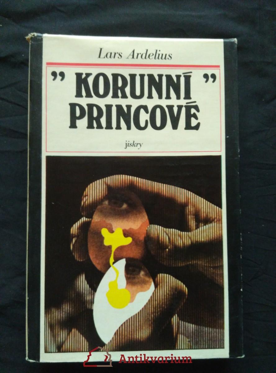 antikvární kniha Korunní princové, 1978
