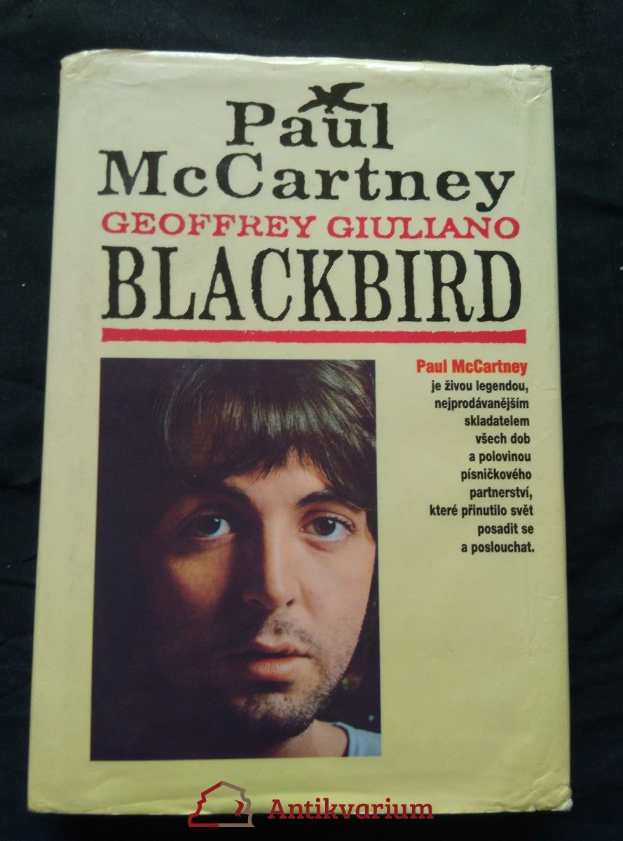 Blackbird (lam, 280 s., fotopříl.)