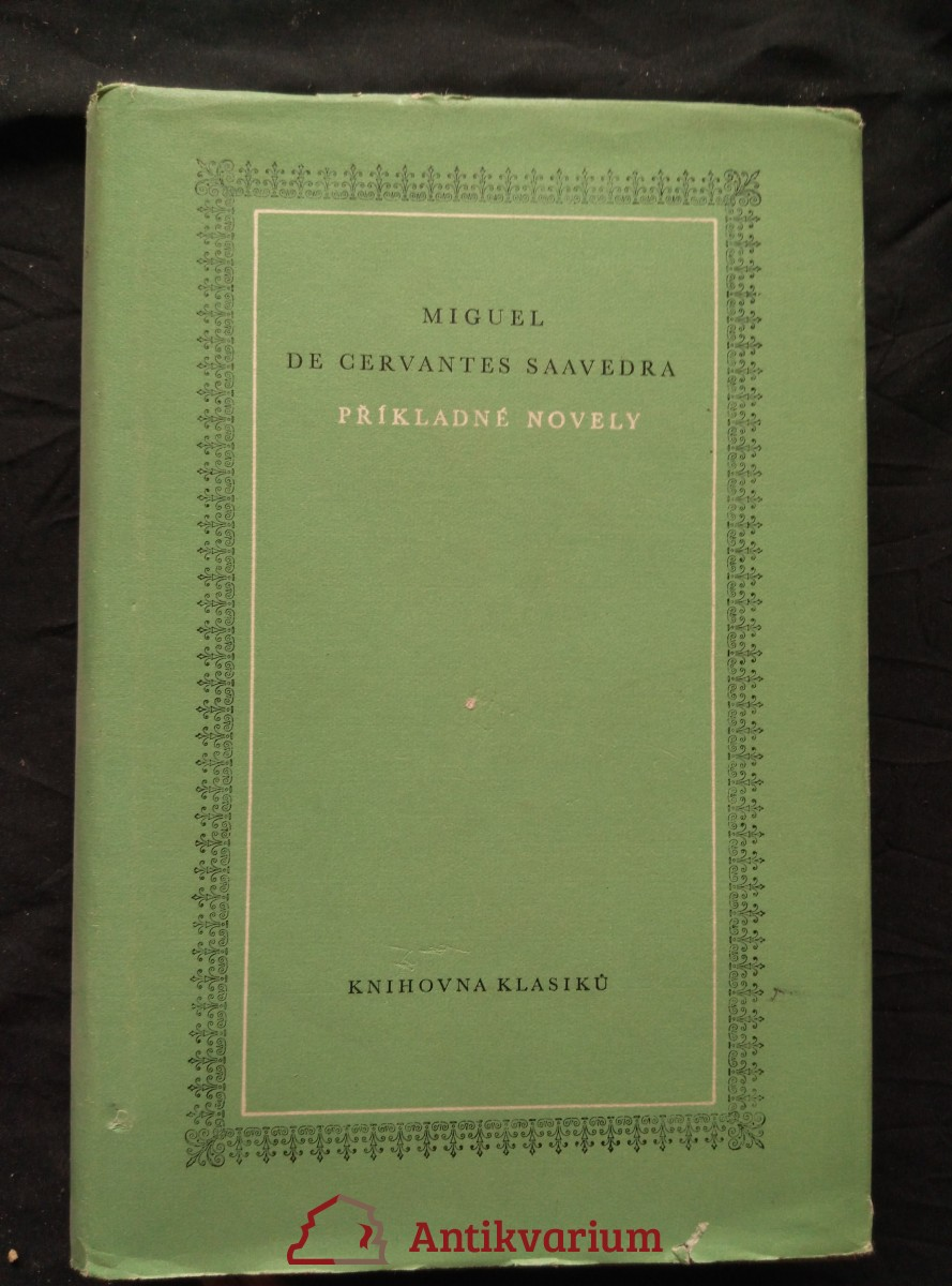 Příkladné novely (Ocpl, 600 s.)