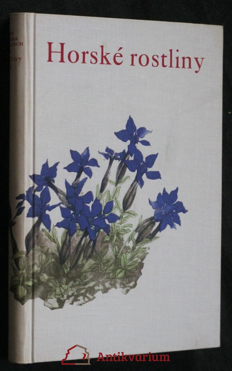Rostliny. Díl II, Horské rostliny