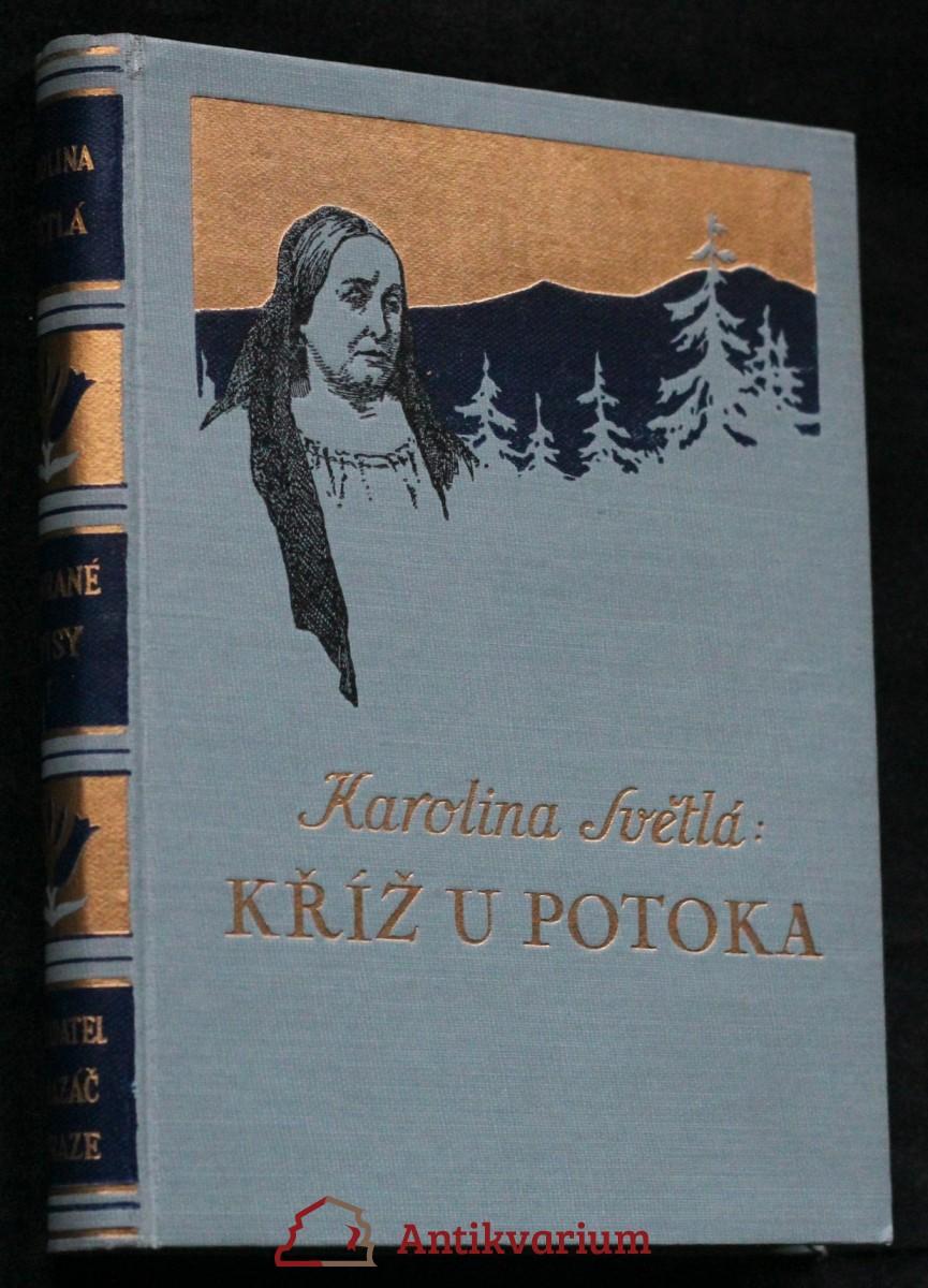 Kříž u potoka ; vesnický román