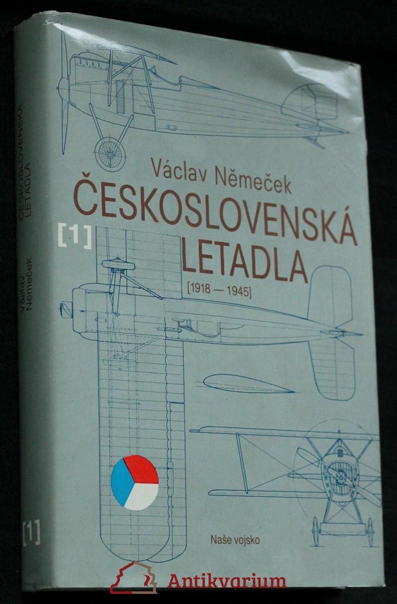 Československá letadla. (I), 1918-1945