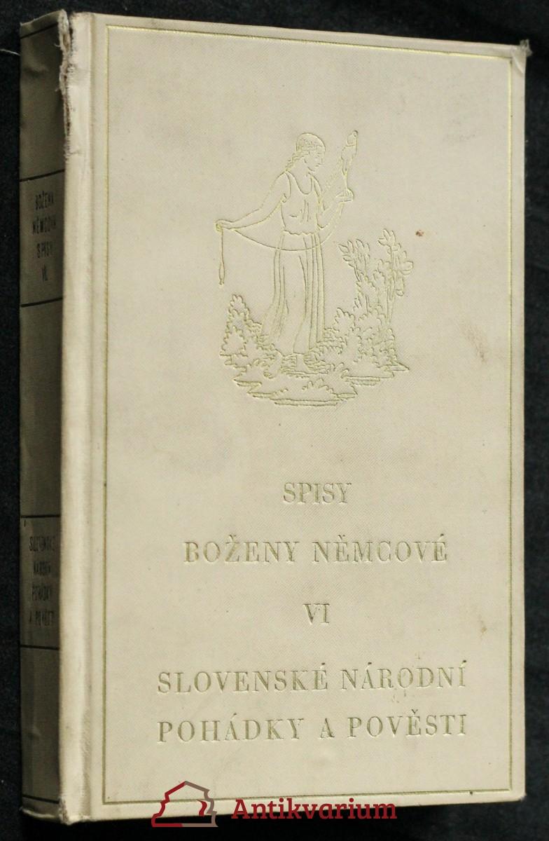 Slovenské národní pohádky a pověsti