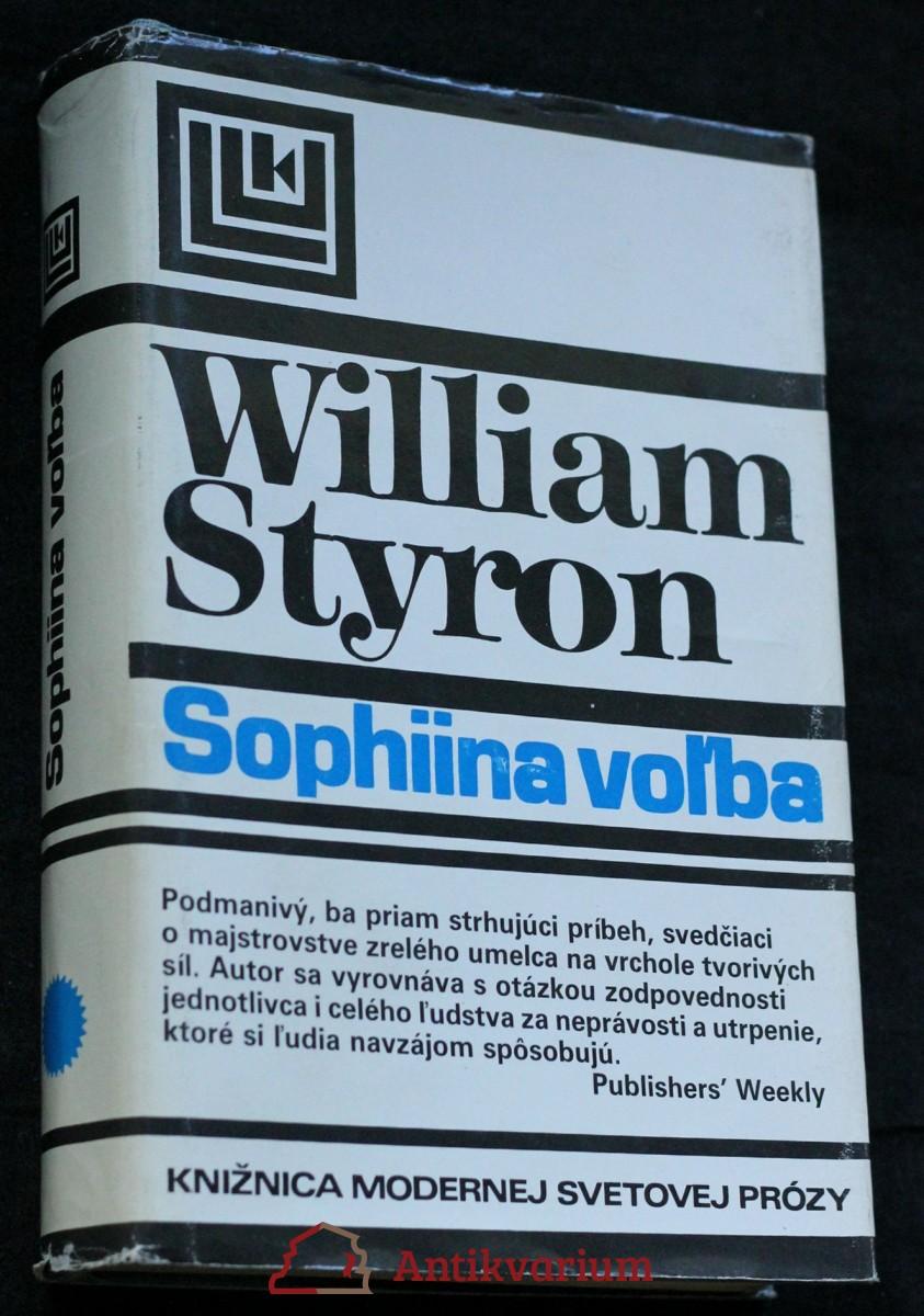 Slovensky Sophiina voľba