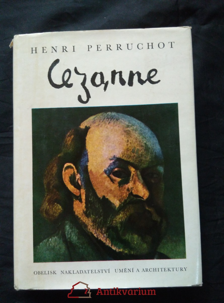 Cézannův život (Ocpl, 312 s., 108 čb, 4 bar příl.)