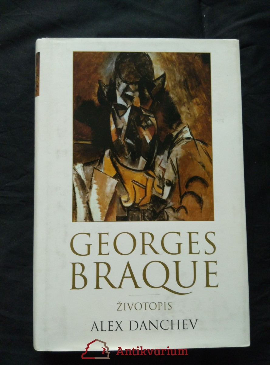 Georges Braque - životopis (pv, 378 s., 18 bar, 17 čb vyobr.)
