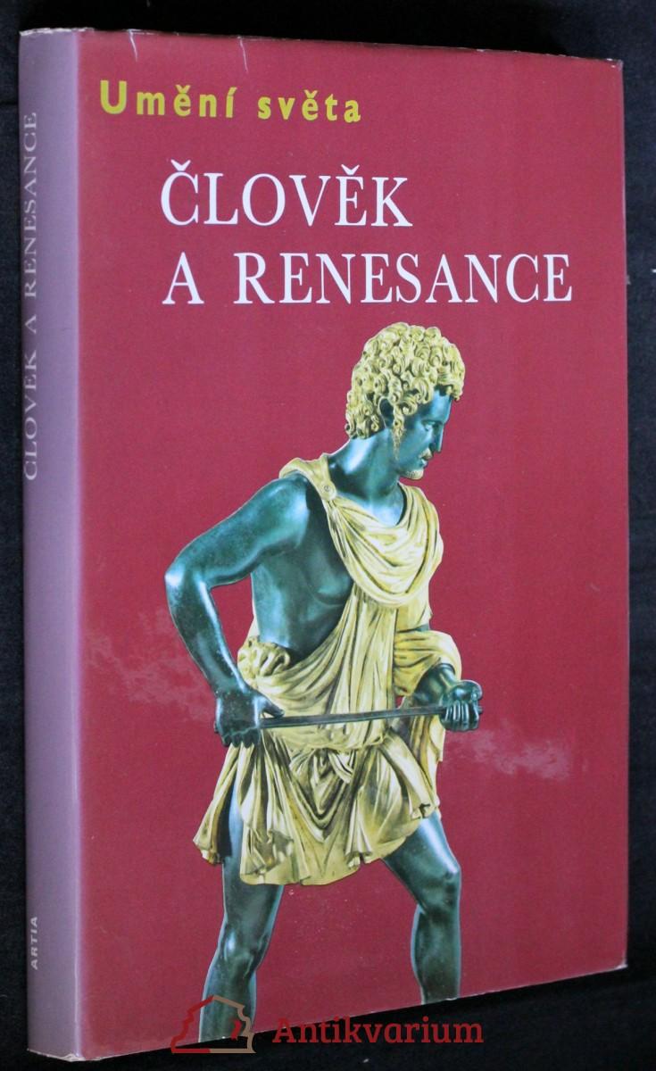 Člověk a renesance