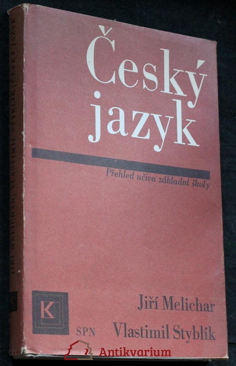 Český jazyk