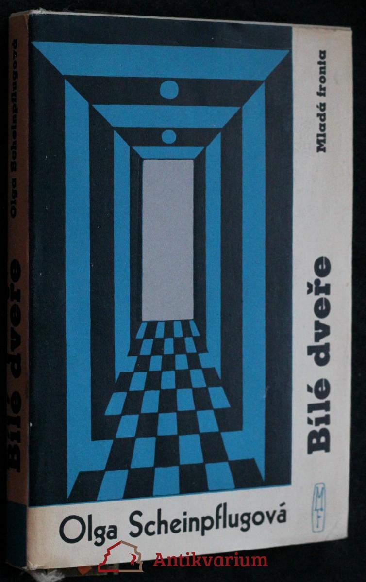 Bílé dveře : román mladé dívky
