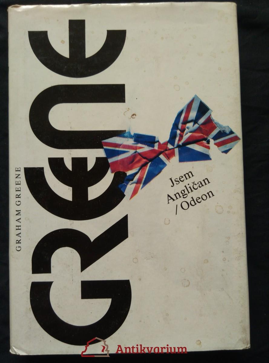 Jsem Angličan (Ocpl, 248 s.)