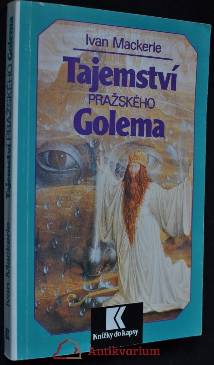 Tajemství pražského Golema