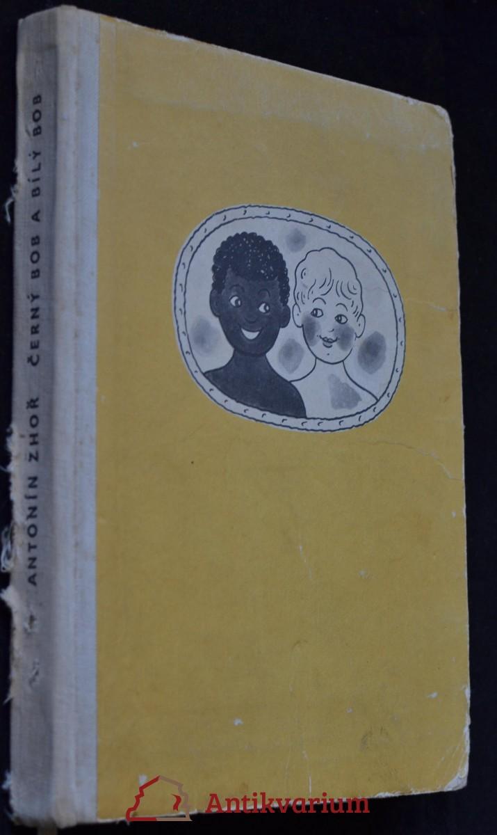 Černý Bob a bílý Bob : Povídání stejně veselé jako dobrodružné