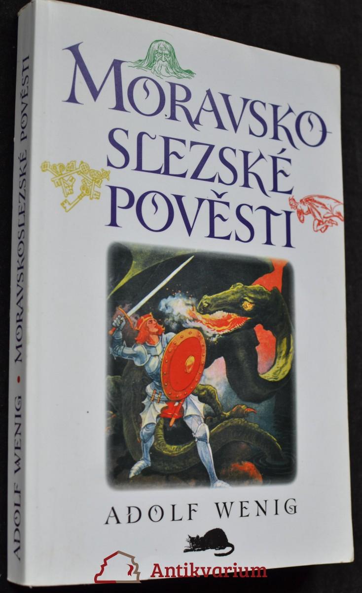 Moravskoslezské pohádky a pověsti