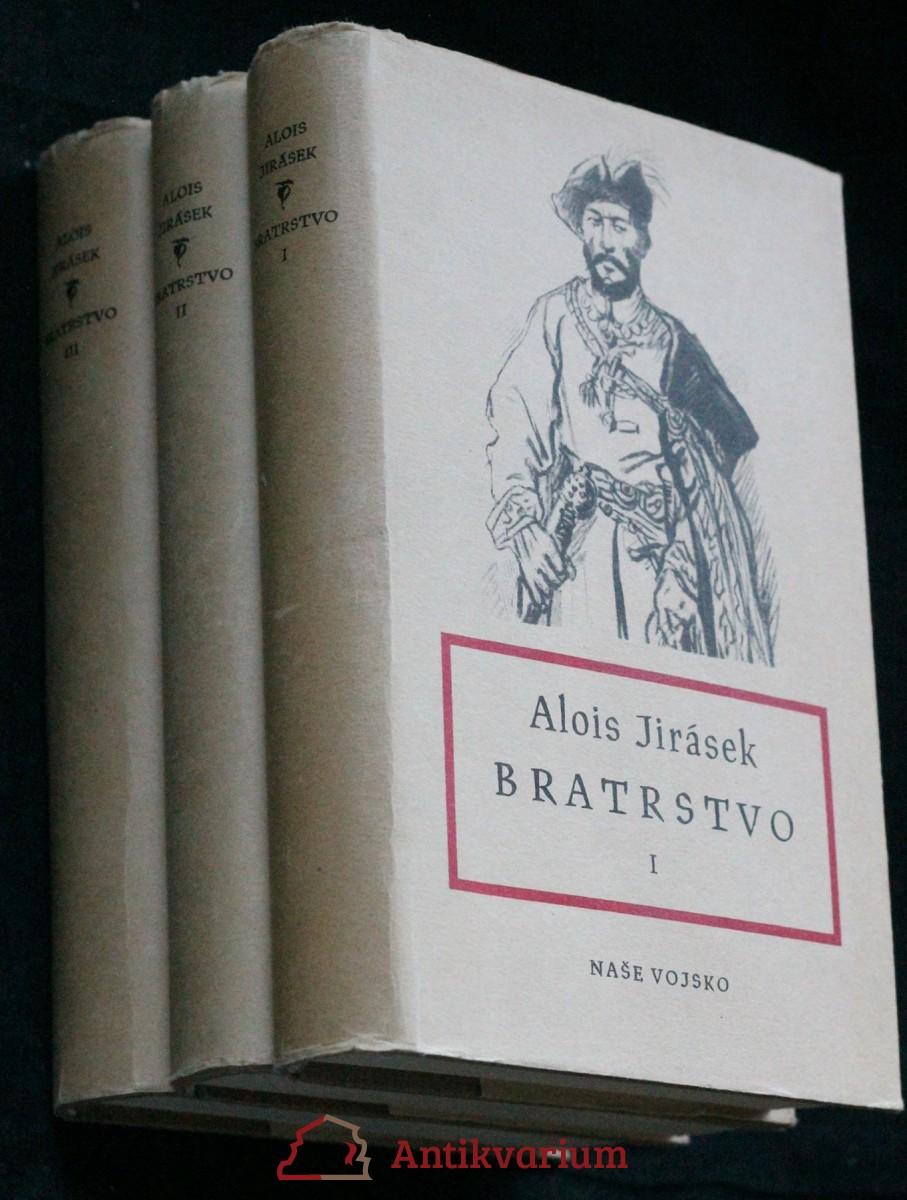Bratrstvo : tři rapsodie. I., Bitva u Lučence, II. Mária, III.Žebráci