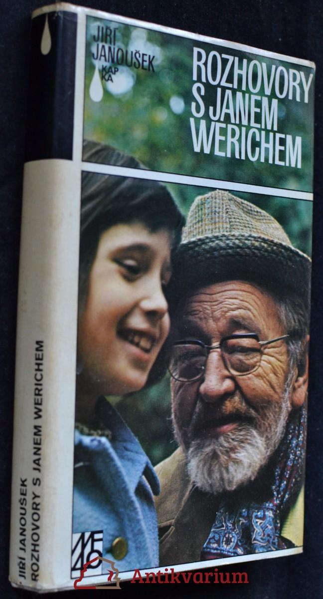 Rozhovory s Janem Werichem