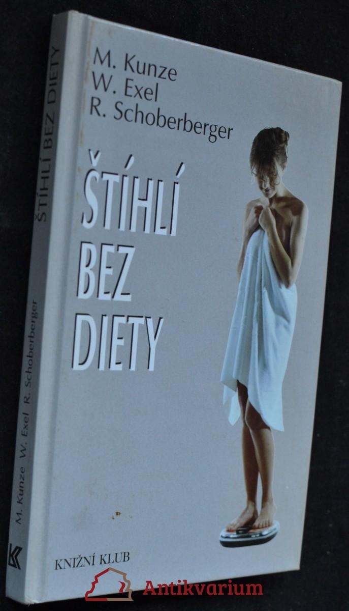 Štíhlí bez diety : Aktivní zdraví s řadou receptů!